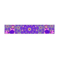 Art Abstract Background Flano Scarf (mini)