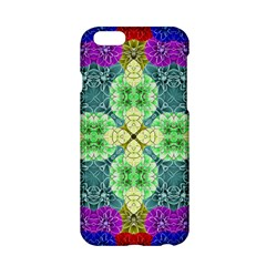 Flower Design Design Artistic Apple Iphone 6/6s Hardshell Case