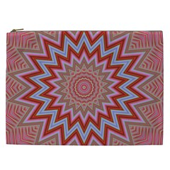 Abstract Art Abstract Background Cosmetic Bag (xxl) by Wegoenart