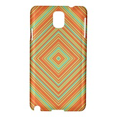 Geometric Art Abstract Background Samsung Galaxy Note 3 N9005 Hardshell Case