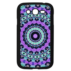 Abstract Art Background Samsung Galaxy Grand Duos I9082 Case (black)