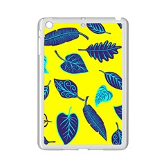 Leaves Pattern Picture Detail Ipad Mini 2 Enamel Coated Cases by Wegoenart