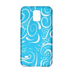 Scribble Reason Design Pattern Samsung Galaxy S5 Hardshell Case
