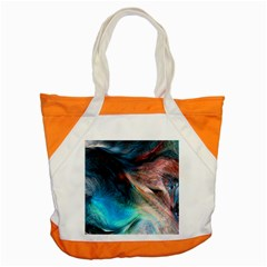 Background Art Abstract Watercolor Accent Tote Bag by Wegoenart