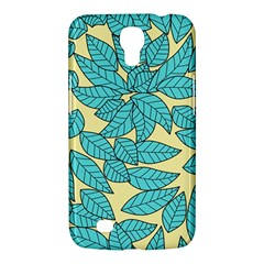Leaves Dried Leaves Stamping Samsung Galaxy Mega 6 3  I9200 Hardshell Case