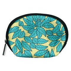 Leaves Dried Leaves Stamping Accessory Pouch (medium)