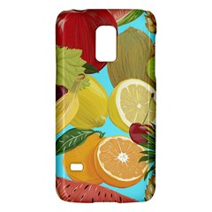 Fruit Picture Drawing Illustration Samsung Galaxy S5 Mini Hardshell Case