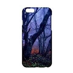 Beeches Autumn Foliage Forest Tree Apple Iphone 6/6s Hardshell Case by Wegoenart