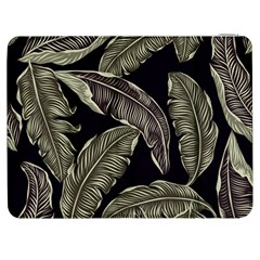 Jungle Leaves Tropical Pattern Samsung Galaxy Tab 7  P1000 Flip Case