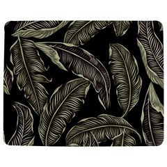 Jungle Leaves Tropical Pattern Jigsaw Puzzle Photo Stand (rectangular) by Wegoenart