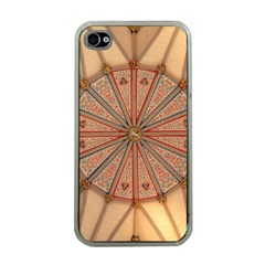 York Minster Chapter House Apple Iphone 4 Case (clear)