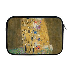 Klimt   The Kiss Apple Macbook Pro 17  Zipper Case