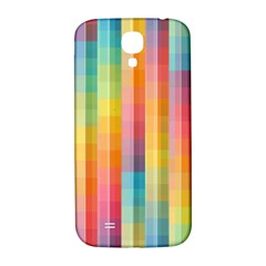 Pattern Background Colorful Abstract Samsung Galaxy S4 I9500/i9505  Hardshell Back Case