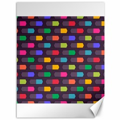 Background Colorful Geometric Canvas 36  X 48