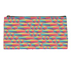Background Abstract Colorful Pencil Cases