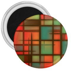 Background Abstract Colorful 3  Magnets