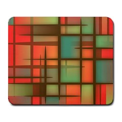 Background Abstract Colorful Large Mousepads