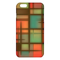 Background Abstract Colorful Iphone 6 Plus/6s Plus Tpu Case