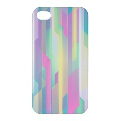 Background Abstract Pastels Apple Iphone 4/4s Hardshell Case