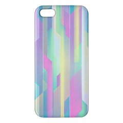 Background Abstract Pastels Iphone 5s/ Se Premium Hardshell Case