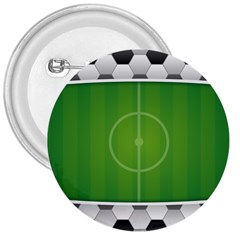 Background Sports Soccer Football 3  Buttons by Wegoenart