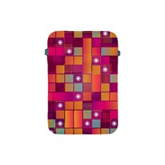 Abstract Background Colorful Apple Ipad Mini Protective Soft Cases