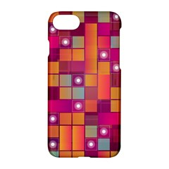 Abstract Background Colorful Apple Iphone 7 Hardshell Case