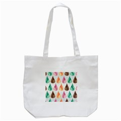 Background Colorful Abstract Tote Bag (white) by Wegoenart