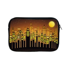 Buildings Skyscrapers City Apple Ipad Mini Zipper Cases