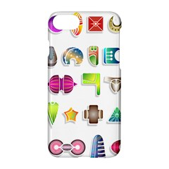 Shapes Abstract Set Pack Apple Iphone 8 Hardshell Case