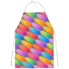 Colorful Background Abstract Full Print Aprons