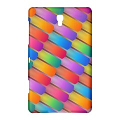 Colorful Background Abstract Samsung Galaxy Tab S (8 4 ) Hardshell Case