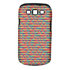 Background Abstract Colorful Samsung Galaxy S Iii Classic Hardshell Case (pc+silicone) by Wegoenart
