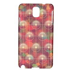 Colorful Background Abstrac Pattern Samsung Galaxy Note 3 N9005 Hardshell Case
