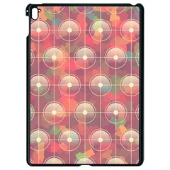 Colorful Background Abstrac Pattern Apple Ipad Pro 9 7   Black Seamless Case by Wegoenart