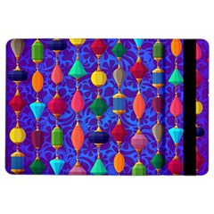 Colorful Background Stones Jewels Ipad Air 2 Flip