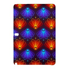 Light Background Colorful Abstract Samsung Galaxy Tab Pro 12 2 Hardshell Case