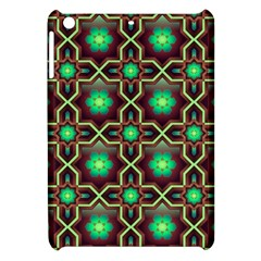 Pattern Background Bright Brown Apple Ipad Mini Hardshell Case