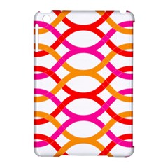 Art Background Abstract Apple Ipad Mini Hardshell Case (compatible With Smart Cover)