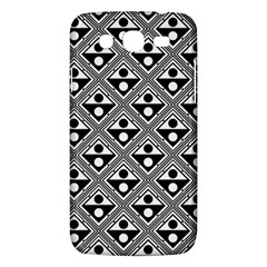 Background Triangle Circle Samsung Galaxy Mega 5 8 I9152 Hardshell Case