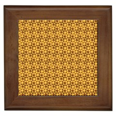 Pattern Background Texture Design Framed Tiles