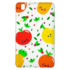 Pattern Fruit Fruits Orange Green Samsung Galaxy Tab Pro 8 4 Hardshell Case