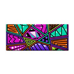 Background Abstract Pattern Hand Towel