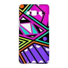 Background Abstract Pattern Samsung Galaxy A5 Hardshell Case