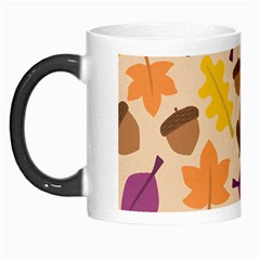 Acorn Autumn Background Boxes Fall Morph Mugs