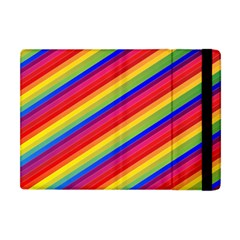 Rainbow Background Colorful Apple Ipad Mini Flip Case