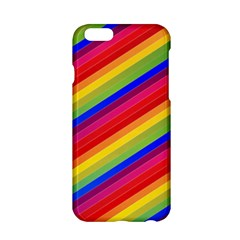 Rainbow Background Colorful Apple Iphone 6/6s Hardshell Case