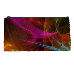 Background Abstract Colorful Light Pencil Cases