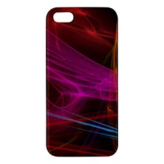 Background Abstract Colorful Light Apple Iphone 5 Premium Hardshell Case