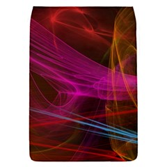 Background Abstract Colorful Light Removable Flap Cover (s)